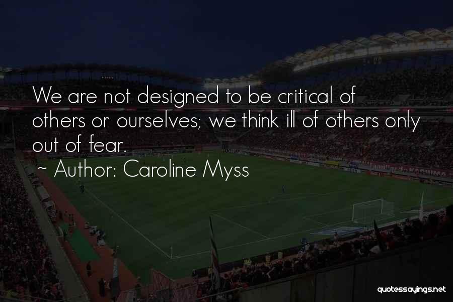 Caroline Myss Quotes 1462154