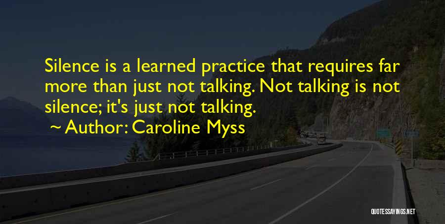 Caroline Myss Quotes 1492567