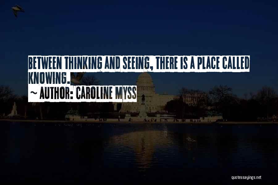 Caroline Myss Quotes 1665188