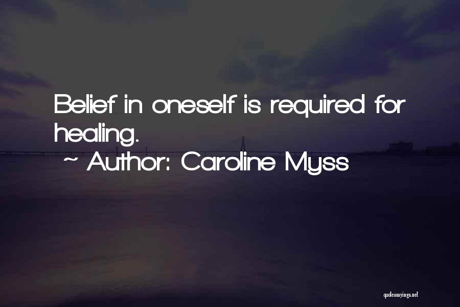 Caroline Myss Quotes 1740966