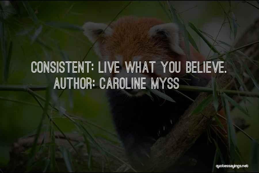 Caroline Myss Quotes 1787442