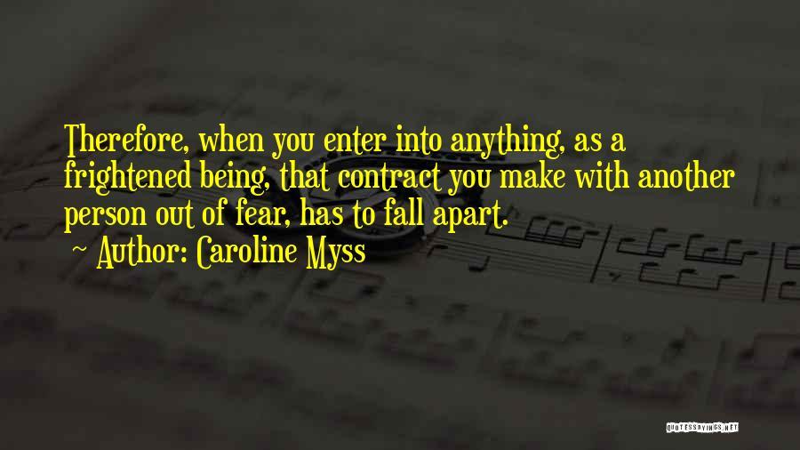 Caroline Myss Quotes 1825865