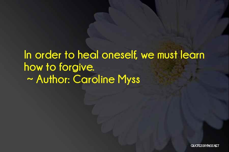 Caroline Myss Quotes 2047519
