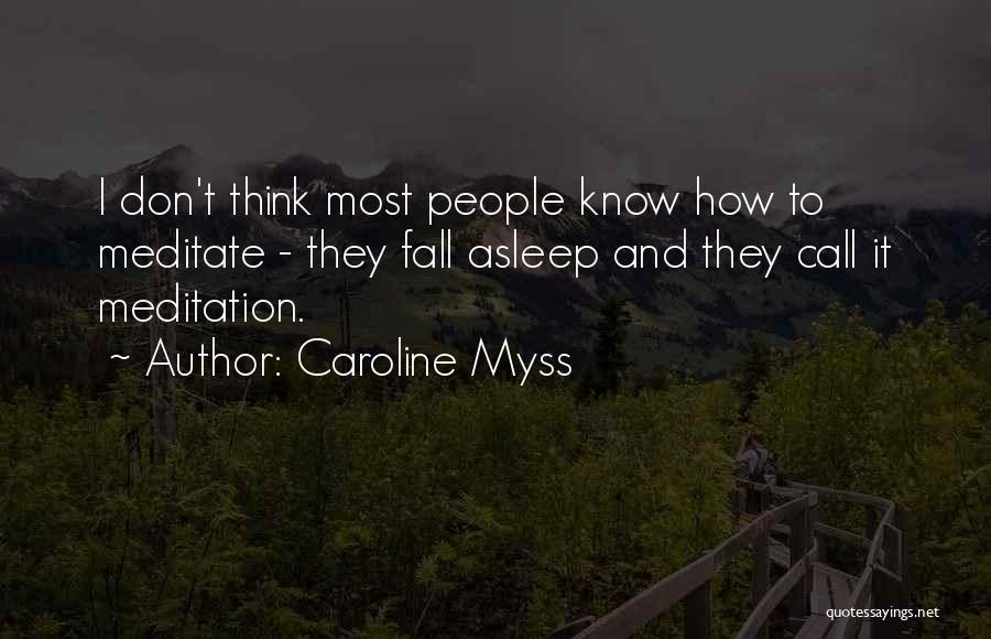 Caroline Myss Quotes 2073096