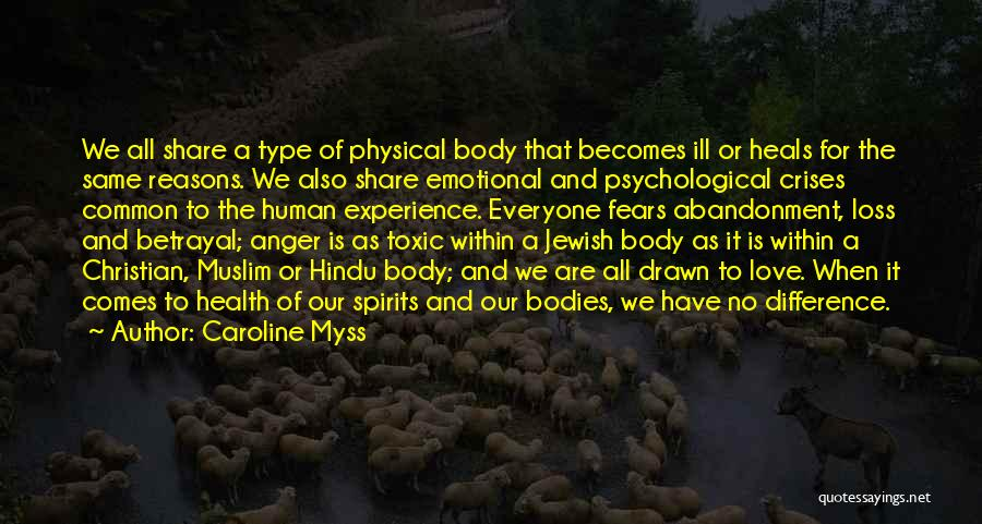 Caroline Myss Quotes 2111217