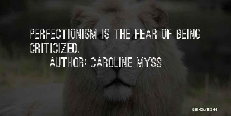 Caroline Myss Quotes 2262000