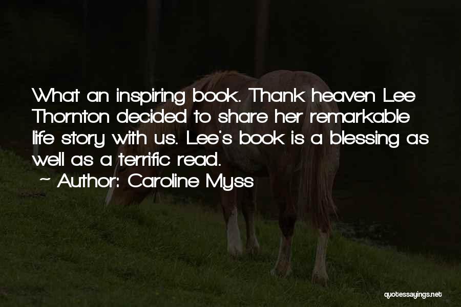 Caroline Myss Quotes 283244