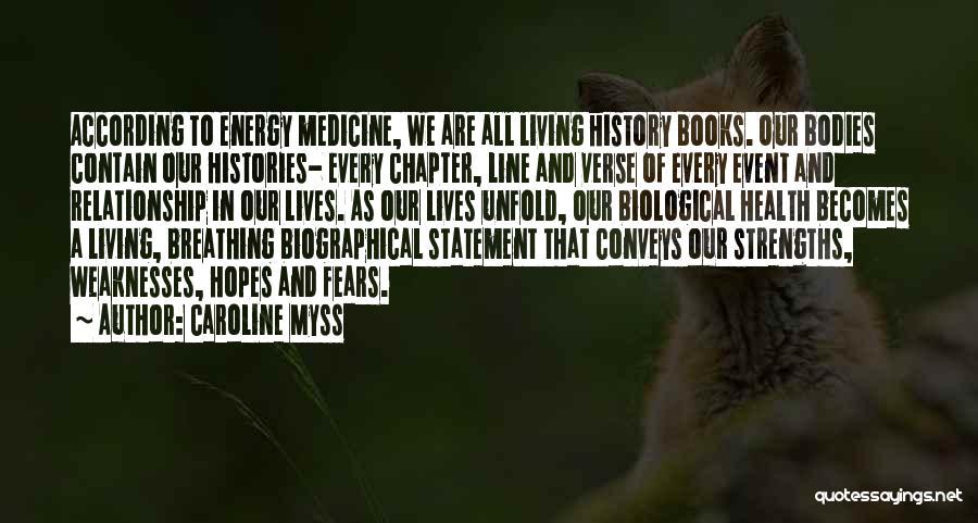 Caroline Myss Quotes 347846