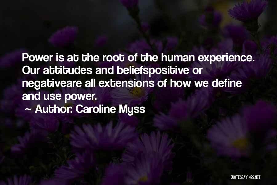 Caroline Myss Quotes 371184