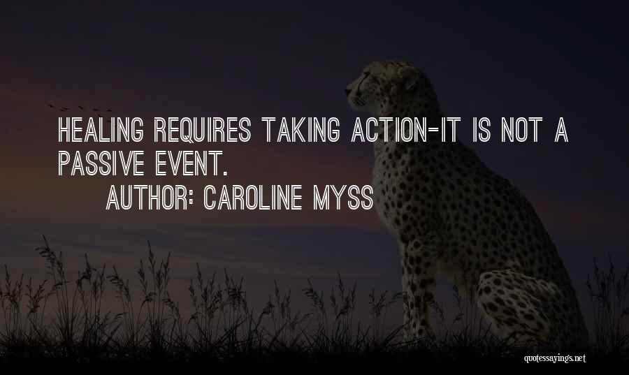 Caroline Myss Quotes 615808