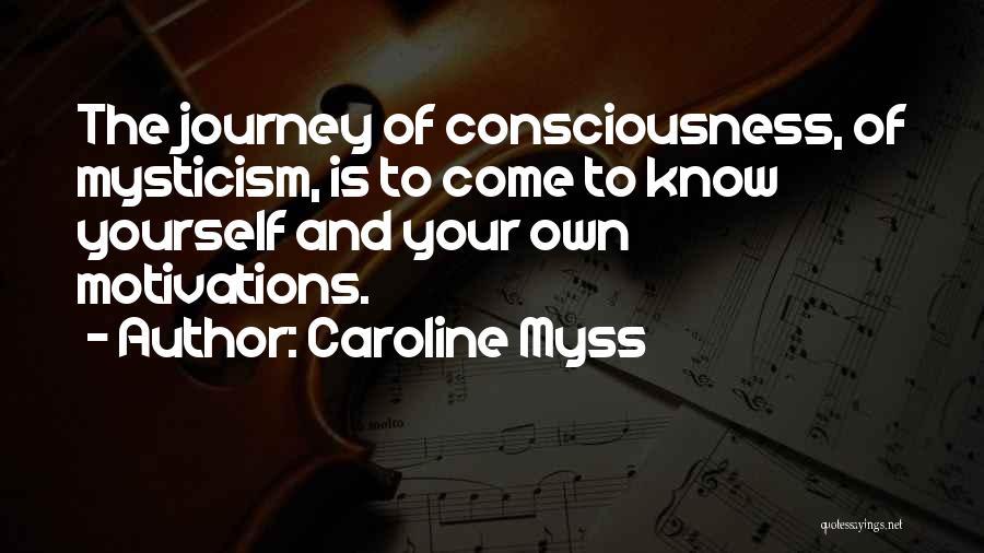 Caroline Myss Quotes 667262