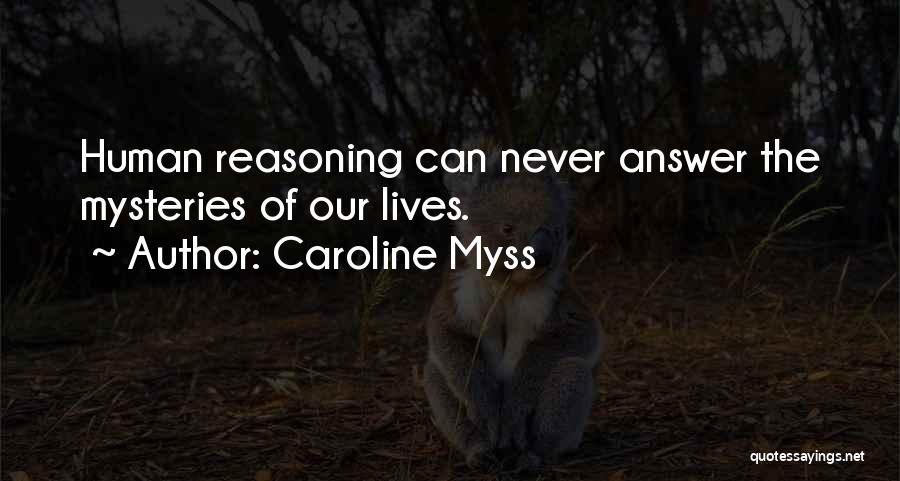 Caroline Myss Quotes 732880
