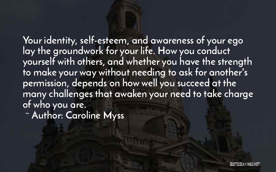 Caroline Myss Quotes 791020