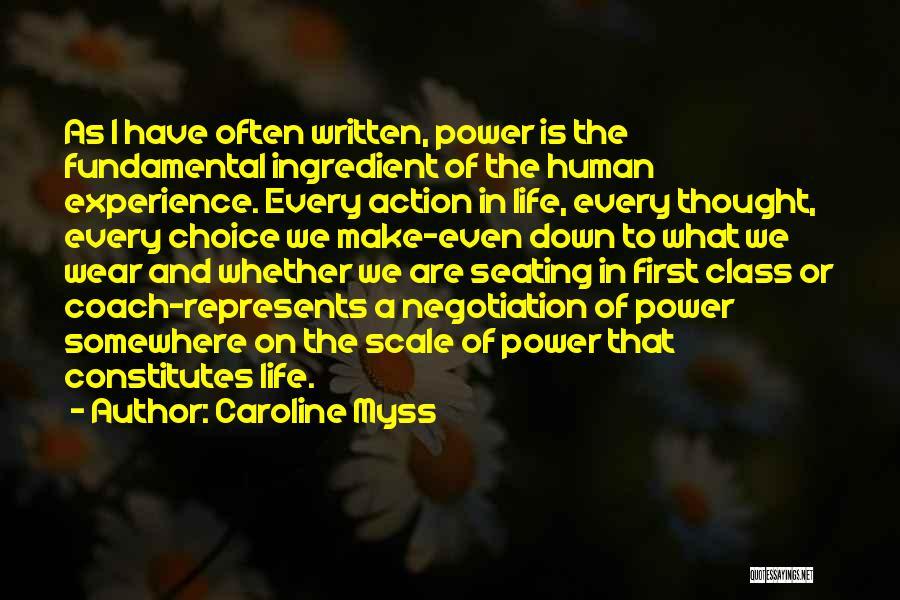 Caroline Myss Quotes 800131