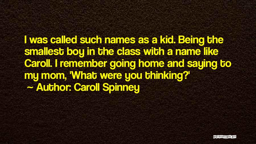 Caroll Spinney Quotes 196831