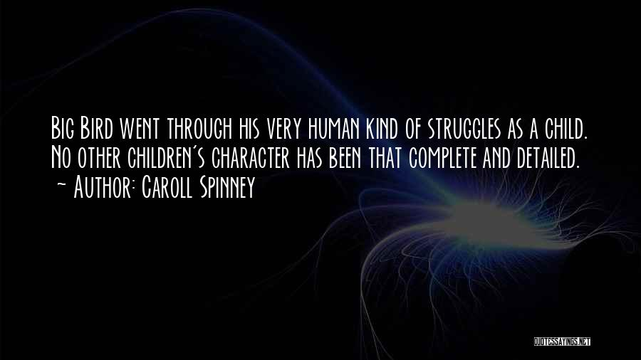 Caroll Spinney Quotes 1972866