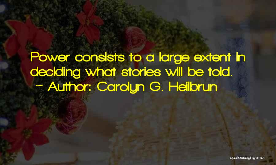 Carolyn G. Heilbrun Quotes 141702