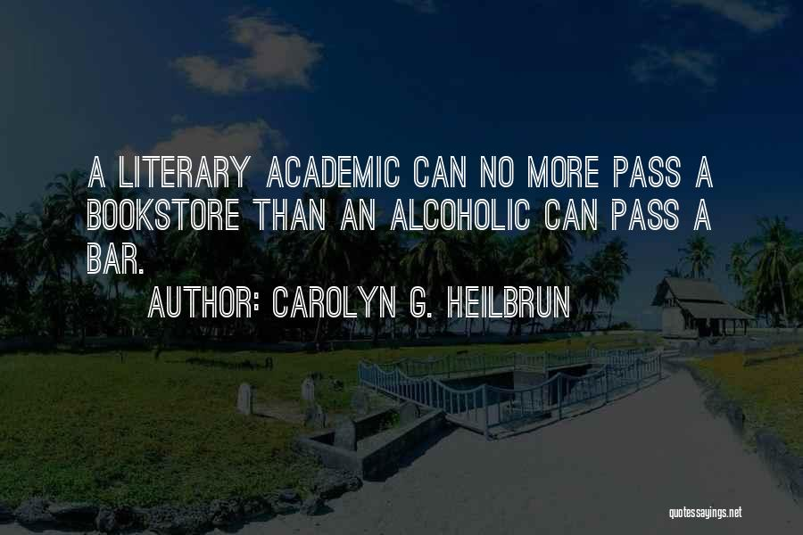 Carolyn G. Heilbrun Quotes 1656671
