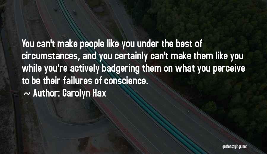 Carolyn Hax Quotes 2012714