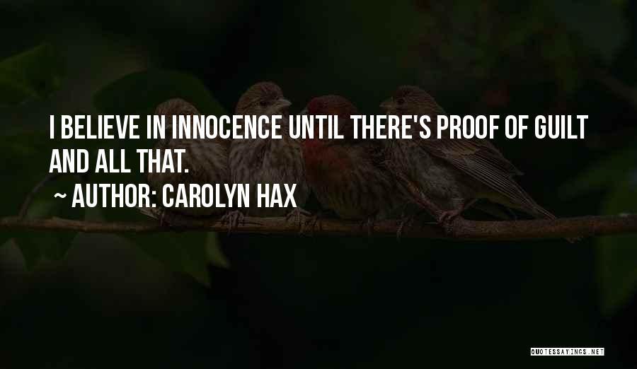 Carolyn Hax Quotes 2194788
