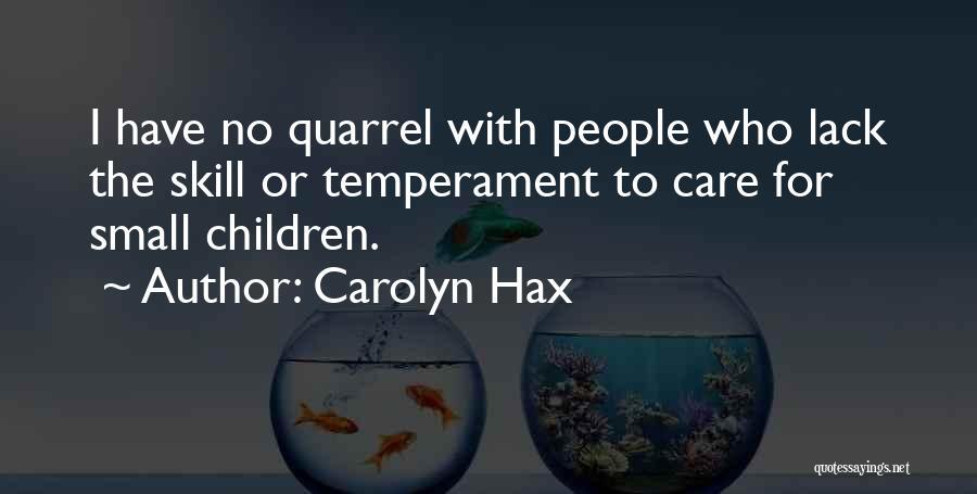 Carolyn Hax Quotes 501950
