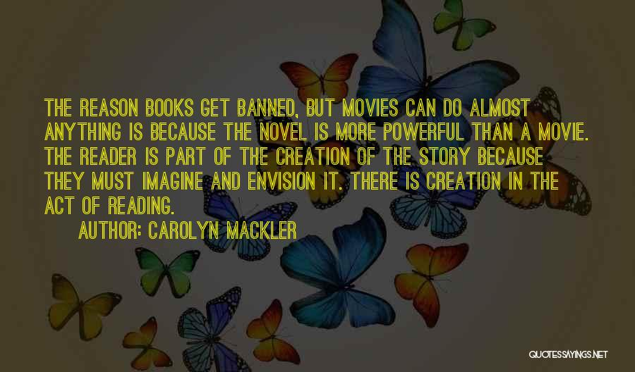 Carolyn Mackler Quotes 1103439