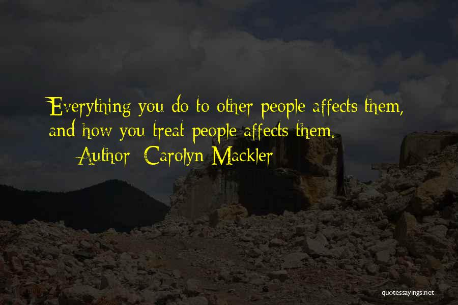 Carolyn Mackler Quotes 1157851