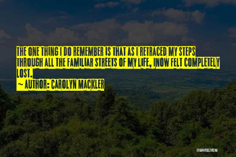 Carolyn Mackler Quotes 1580779