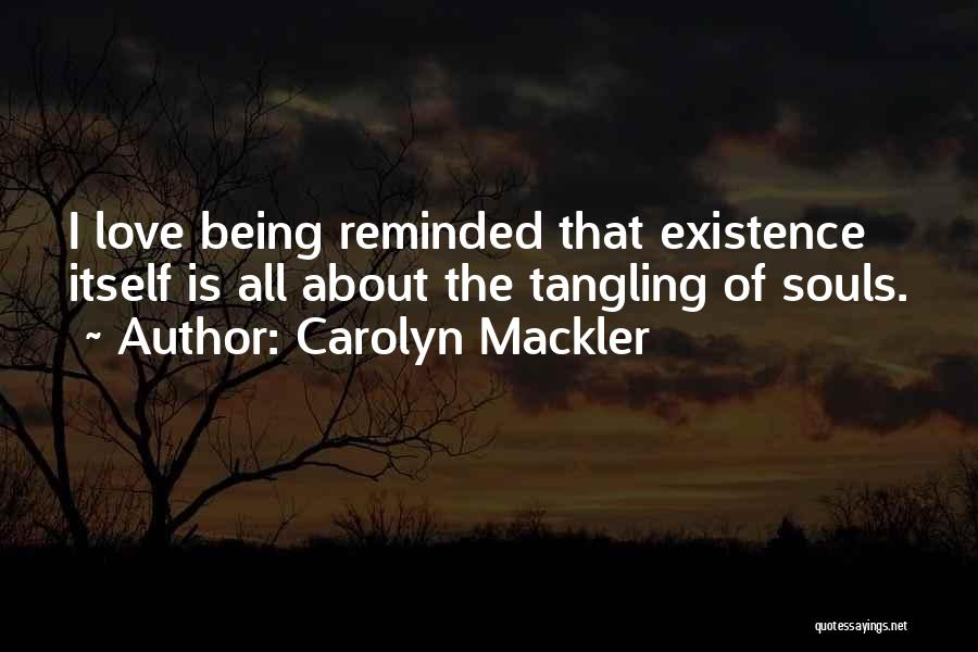 Carolyn Mackler Quotes 1621096