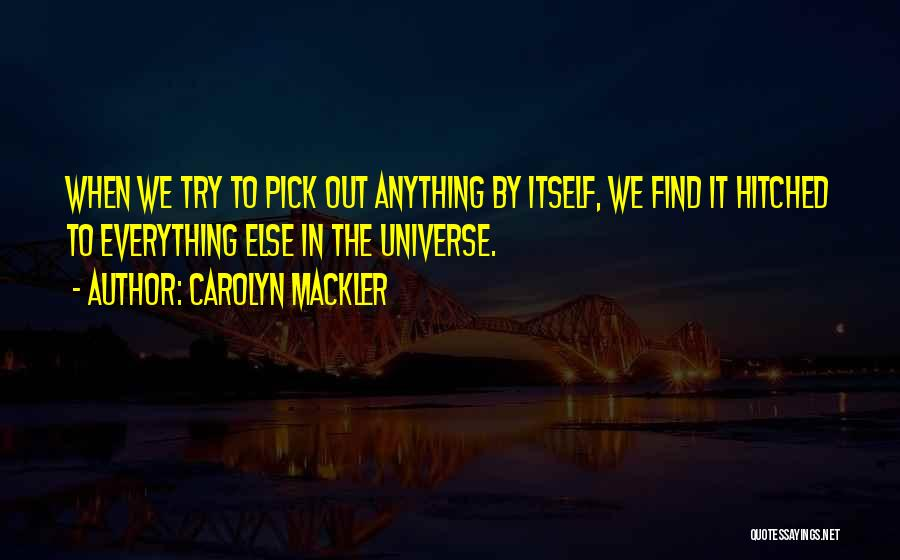 Carolyn Mackler Quotes 491005