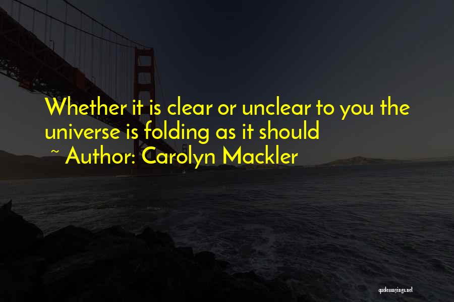 Carolyn Mackler Quotes 647913
