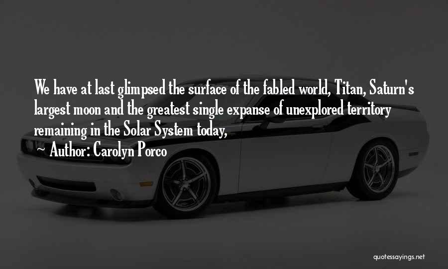 Carolyn Porco Quotes 1838353