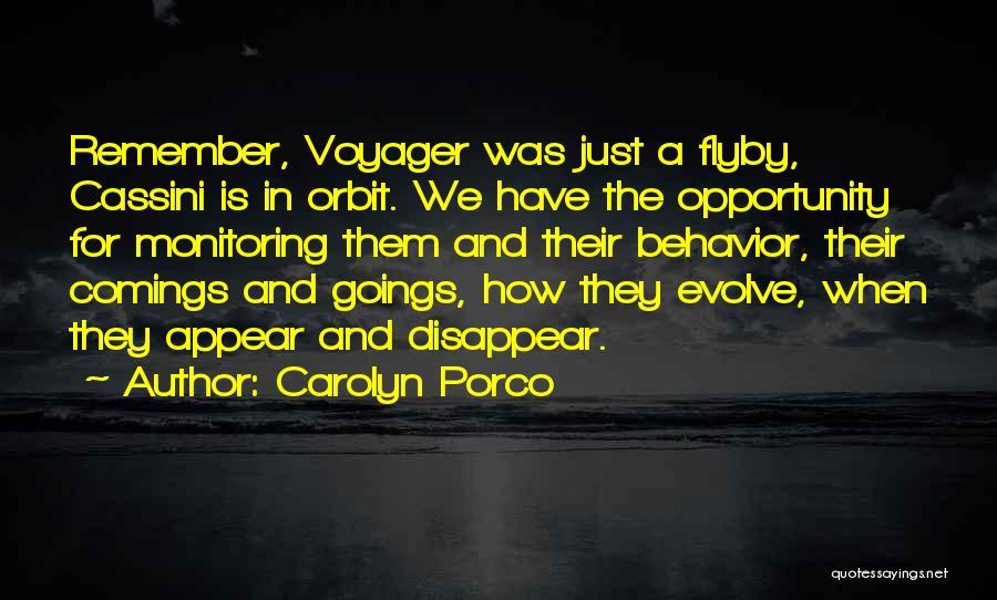 Carolyn Porco Quotes 511922