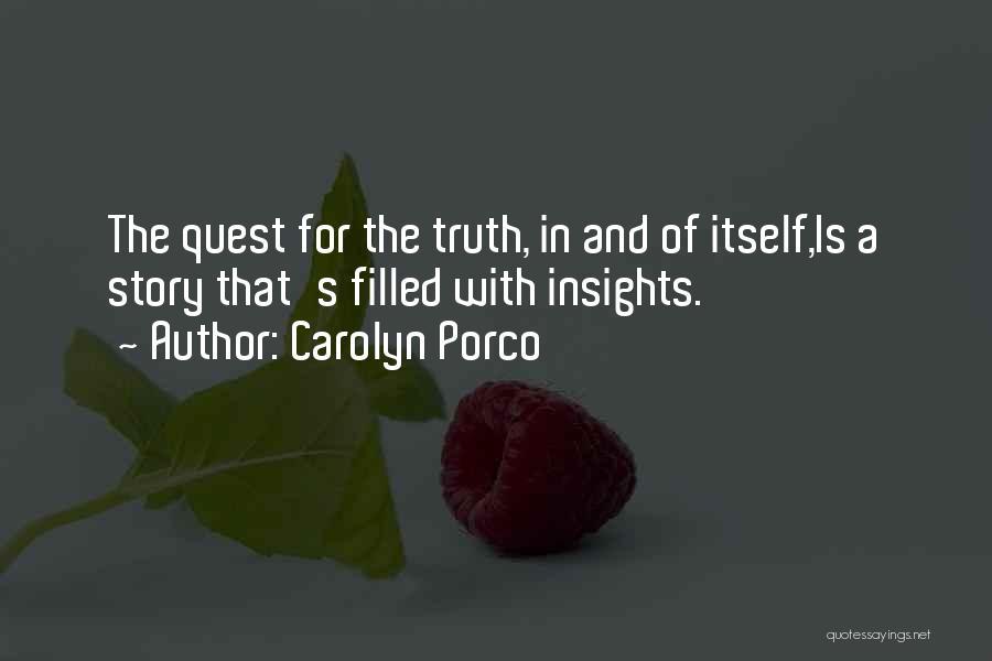 Carolyn Porco Quotes 533803
