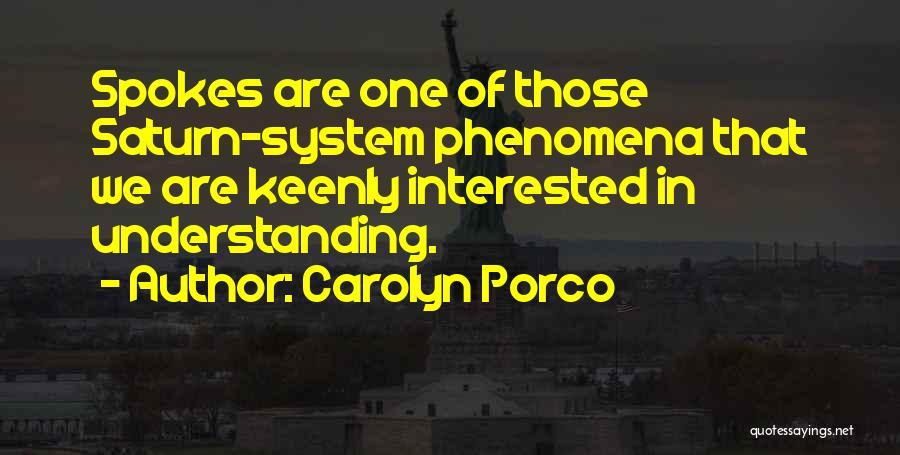 Carolyn Porco Quotes 847192