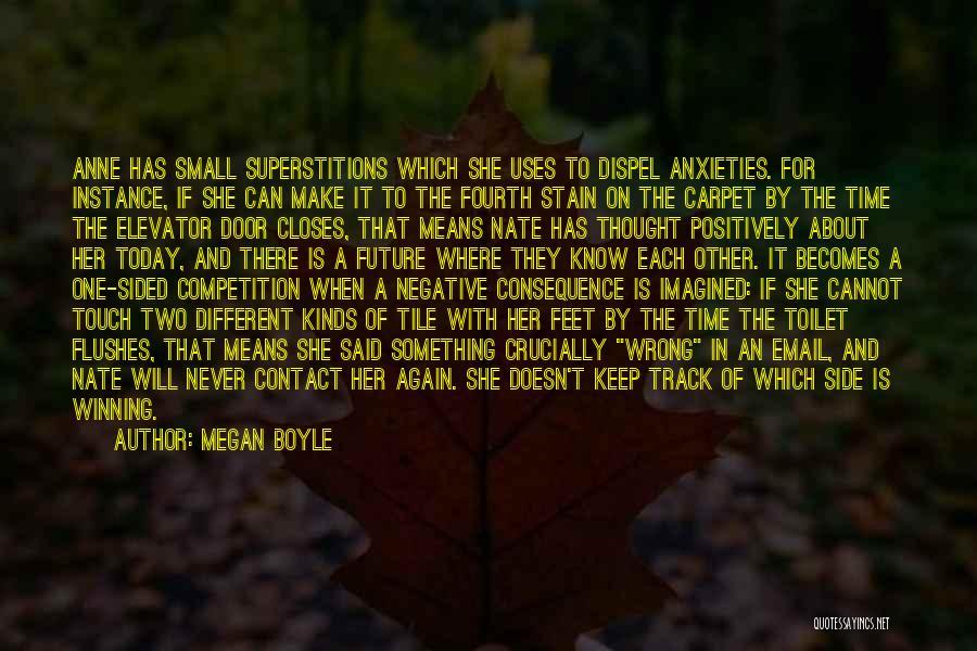Carpet Tile Quotes By Megan Boyle