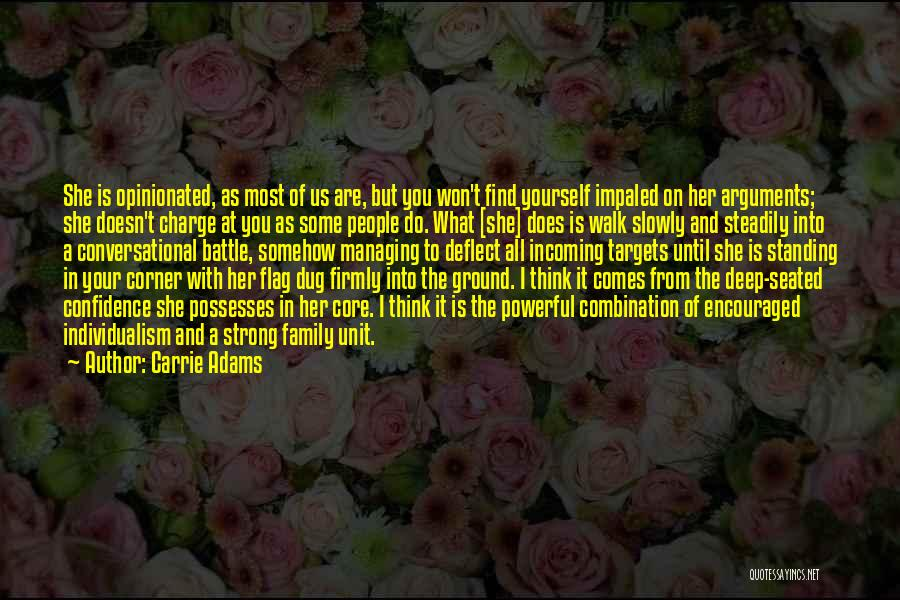 Carrie Adams Quotes 1448588