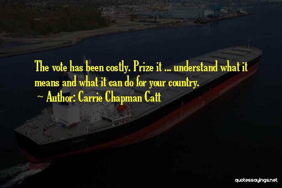 Carrie Chapman Catt Quotes 1056124
