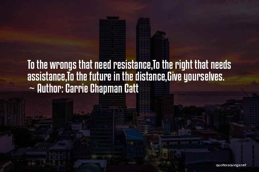 Carrie Chapman Catt Quotes 1298533