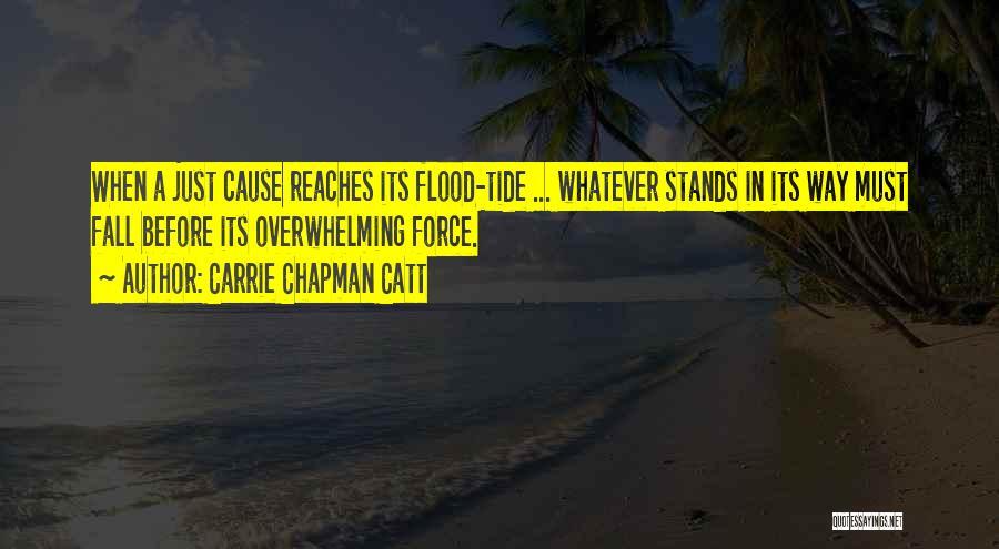 Carrie Chapman Catt Quotes 1374498