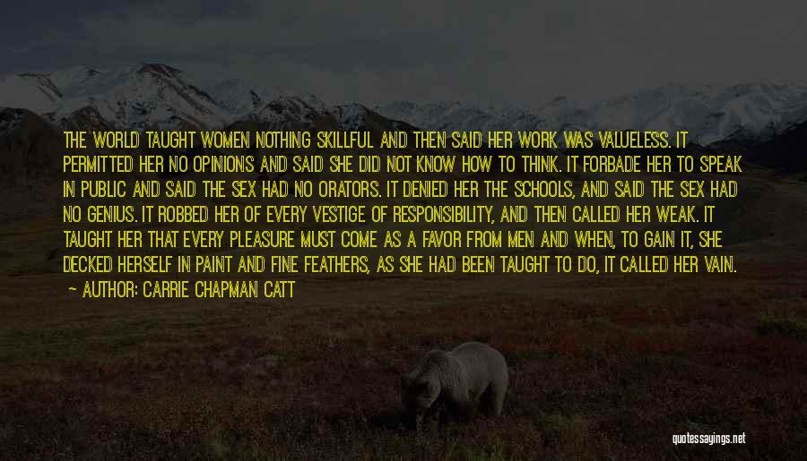 Carrie Chapman Catt Quotes 139706