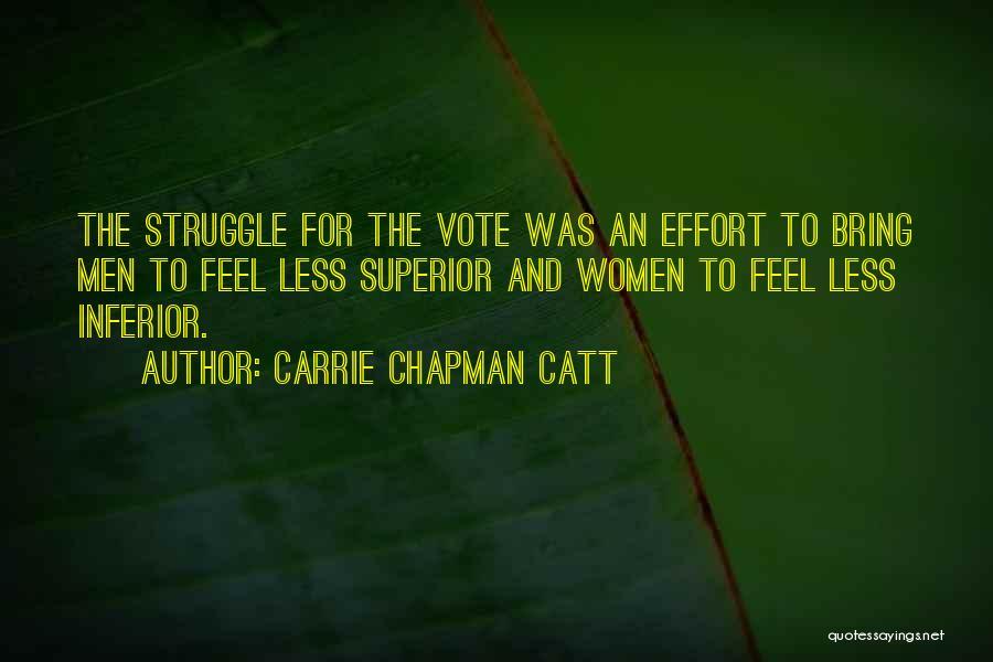 Carrie Chapman Catt Quotes 1489368