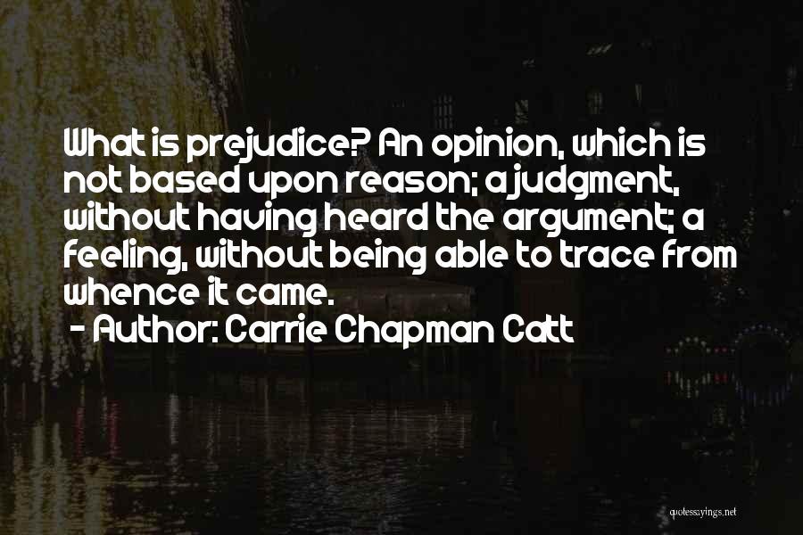 Carrie Chapman Catt Quotes 1800851