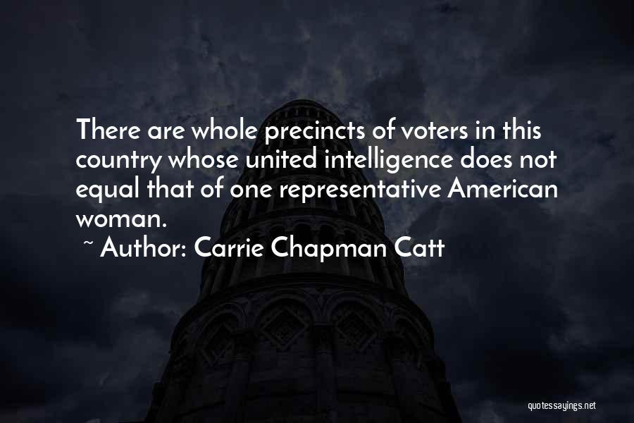 Carrie Chapman Catt Quotes 340763