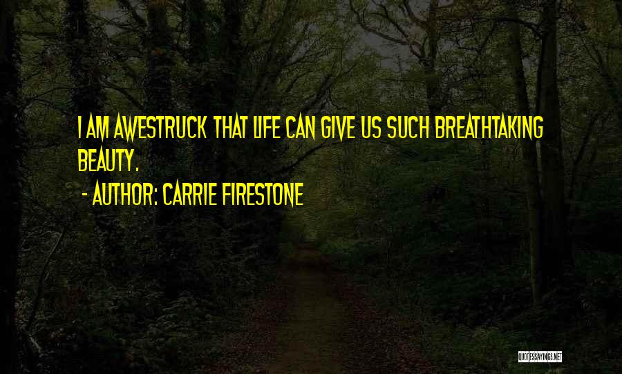Carrie Firestone Quotes 2041206