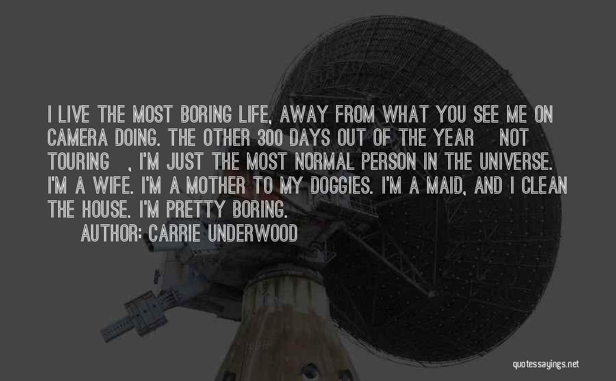 Carrie Mother Quotes By Carrie Underwood