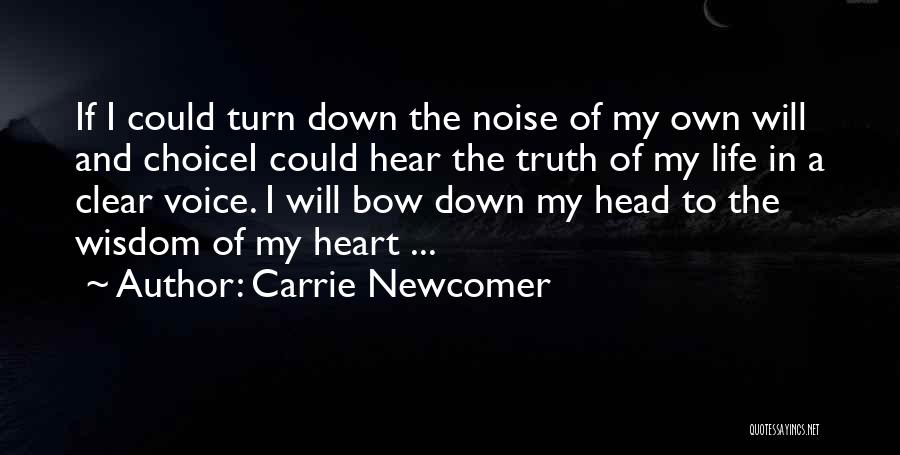 Carrie Newcomer Quotes 1196500