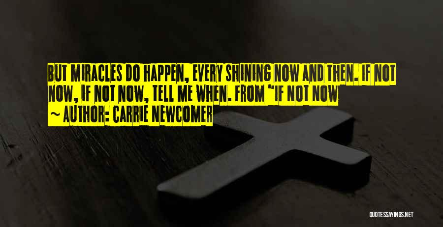 Carrie Newcomer Quotes 1402227