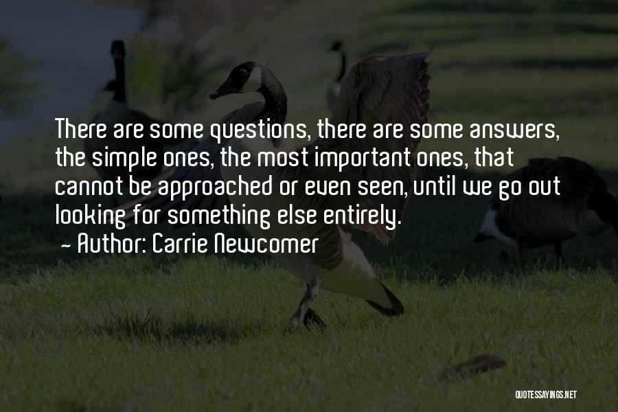Carrie Newcomer Quotes 473500