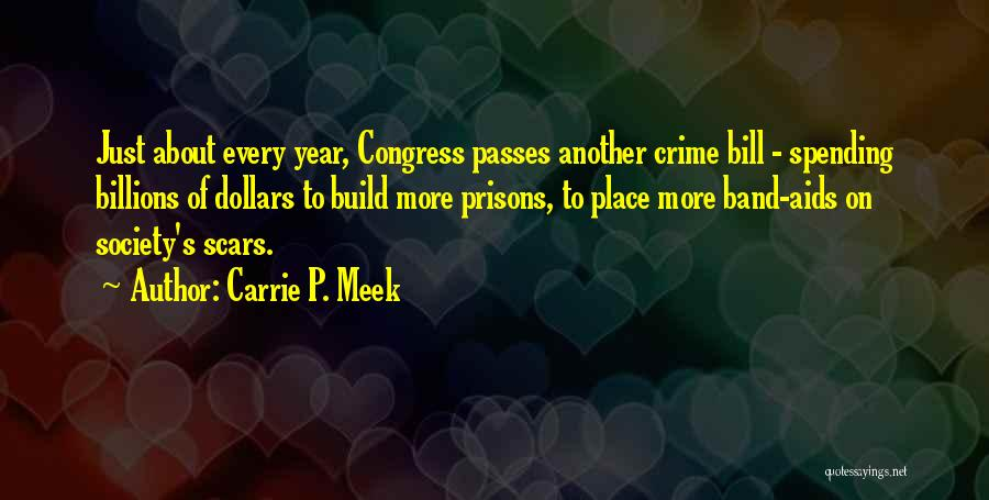 Carrie P. Meek Quotes 1864175
